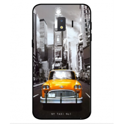 Samsung Galaxy J2 Core 2020 New York Taxi Cover