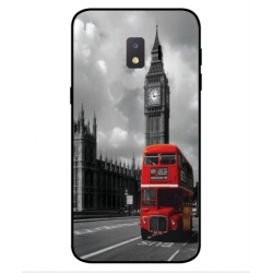 Samsung Galaxy J2 Core 2020 London Style Cover