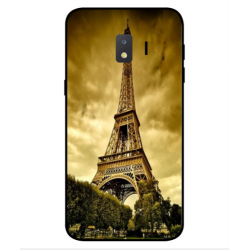 Samsung Galaxy J2 Core 2020 Eiffel Tower Case