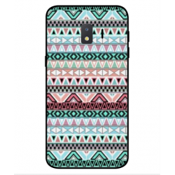 Samsung Galaxy J2 Core 2020 Mexican Embroidery Cover