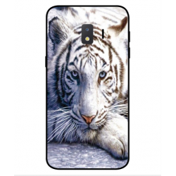 Samsung Galaxy J2 Core 2020 White Tiger Cover