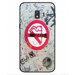 Samsung Galaxy J2 Core 2020 'No Cake' Cover