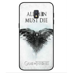 Samsung Galaxy J2 Core 2020 All Men Must Die Cover