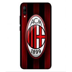 Wiko View 3 AC Milan Cover