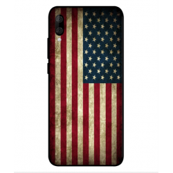 Wiko View 3 Lite Vintage America Cover
