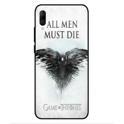 Wiko View 3 Lite All Men Must Die Cover