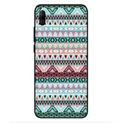 Wiko View 3 Lite Mexican Embroidery Cover