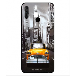Wiko View 3 Pro New York Taxi Cover