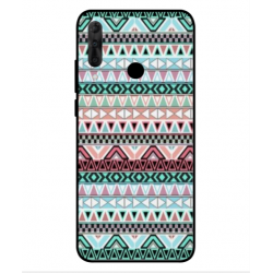 Wiko View 3 Pro Mexican Embroidery Cover