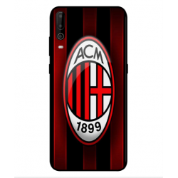 Wiko View 4 AC Milan Cover