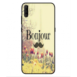 Wiko View 4 Lite Hello Paris Cover