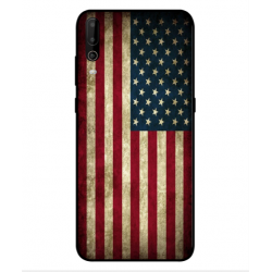 Wiko View 4 Lite Vintage America Cover