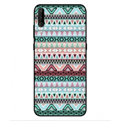 Wiko View 4 Lite Mexican Embroidery Cover