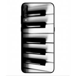 Wiko View 4 Lite Piano Cover