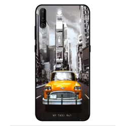 Wiko View 4 Lite New York Taxi Cover