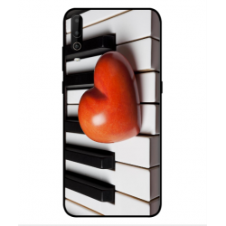 Wiko View 4 Lite I Love Piano Cover