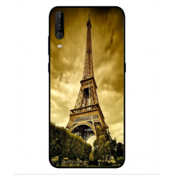 Wiko View 4 Lite Eiffel Tower Case