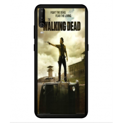 Wiko View 4 Lite Walking Dead Cover