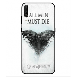 Wiko View 4 Lite All Men Must Die Cover
