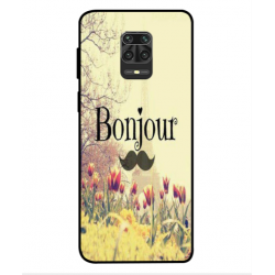 Xiaomi Redmi Note 9S Hello Paris Cover
