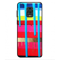 Xiaomi Redmi Note 9S Brushstrokes Cover