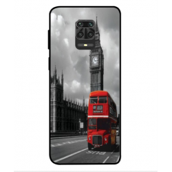Xiaomi Redmi Note 9S London Style Cover