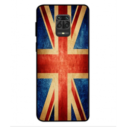 Xiaomi Redmi Note 9S Vintage UK Case