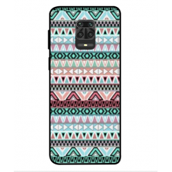 Xiaomi Redmi Note 9S Mexican Embroidery Cover