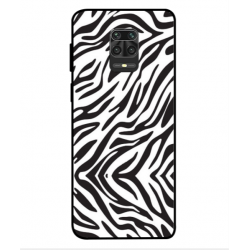 Xiaomi Redmi Note 9S Zebra Case