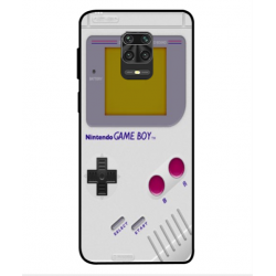 Xiaomi Redmi Note 9S Game Boy Cover