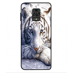 Xiaomi Redmi Note 9S White Tiger Cover