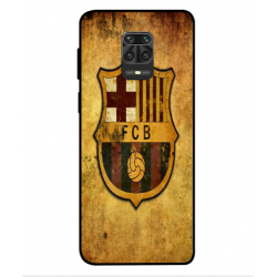 Xiaomi Redmi Note 9S FC Barcelona case