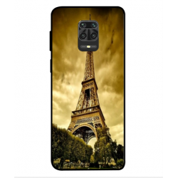 Xiaomi Redmi Note 9S Eiffel Tower Case