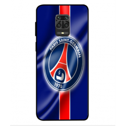 Xiaomi Redmi Note 9S PSG Football Case
