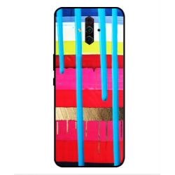 ZTE Nubia Play Brushstrokes Cover