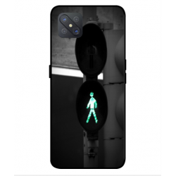 Coque It's Time To Go pour Oppo A92s
