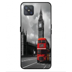 Oppo A92s London Style Cover