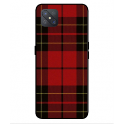 Coque Broderie Suédoise Pour Oppo A92s