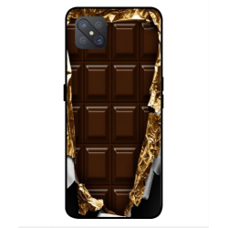 Coque I Love Chocolate Pour Oppo A92s