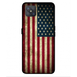 Coque Vintage America Pour Oppo A92s