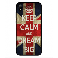Huawei Y5 2019 Keep Calm And Dream Big Cover
