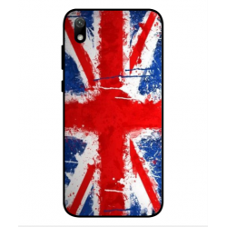 Coque UK Brush Pour Huawei Y5 2019