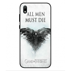 Huawei Y5 2019 All Men Must Die Cover