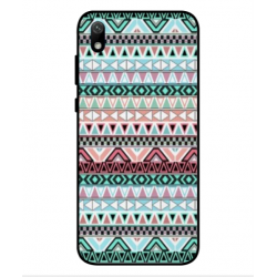 Coque Broderie Mexicaine Pour Huawei Y5 2019