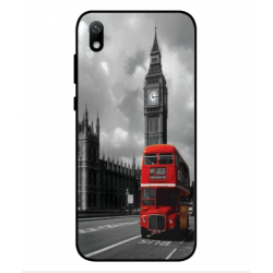 Protection London Style Pour Huawei Y5 2019