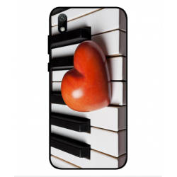 Coque I Love Piano pour Huawei Y5 2019