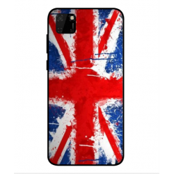 Coque UK Brush Pour Huawei Y5p