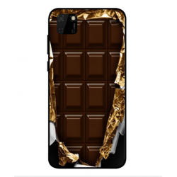 Huawei Y5p I Love Chocolate Cover