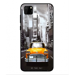 Coque New York Taxi Pour Huawei Y5p