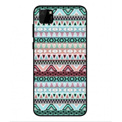 Coque Broderie Mexicaine Pour Huawei Y5p